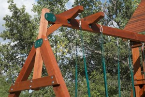 Swing Set Maintenance for wooden Swing Sets