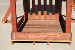 Swing Set Floor