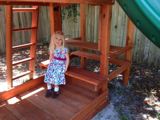 Best Wooden Swing Sets in Texas