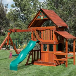Outdoor Wooden Swingsets Pearland TX