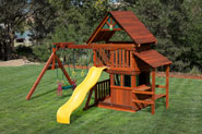 Texas Wooden Play sets