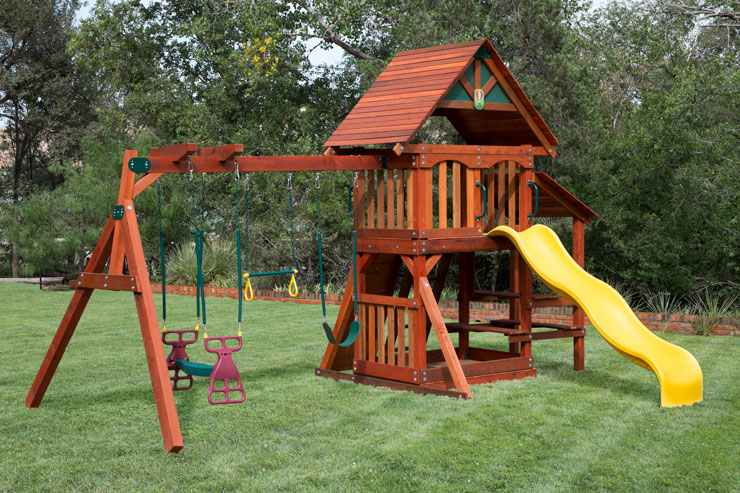 Wooden Play sets Houston