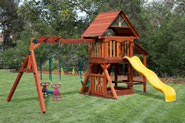 Wooden Playsets Houston