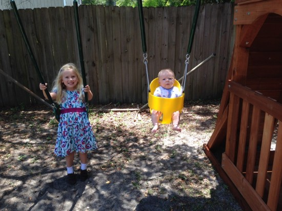 Dallas Wooden Swing Set Review