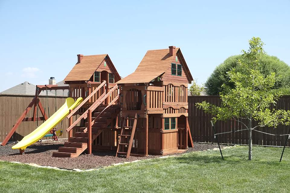 Custom Swingset Lubbock, Texas