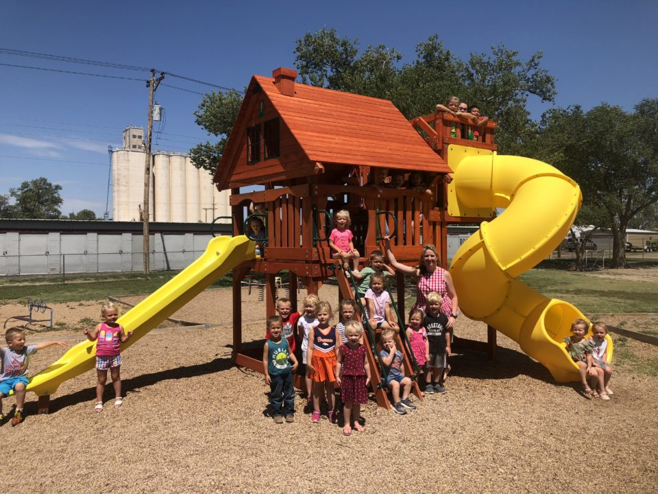 Custom Swing Set Clovis NM